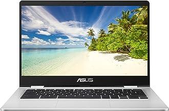 Lenovo ASUS Chromebook C423NA (Gris) (Intel Celeron N3350, 4 GB de RAM, 32 GB eMMC, 14 Pulgadas de Alta definición de Pantalla, Chrome OS)