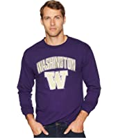 Washington Huskies Long Sleeve Jersey Tee