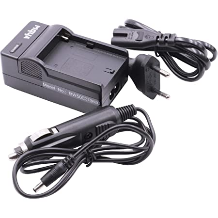 Vhbw Usb Akkuladegerät Kompatibel Mit Sony Handycam Kamera
