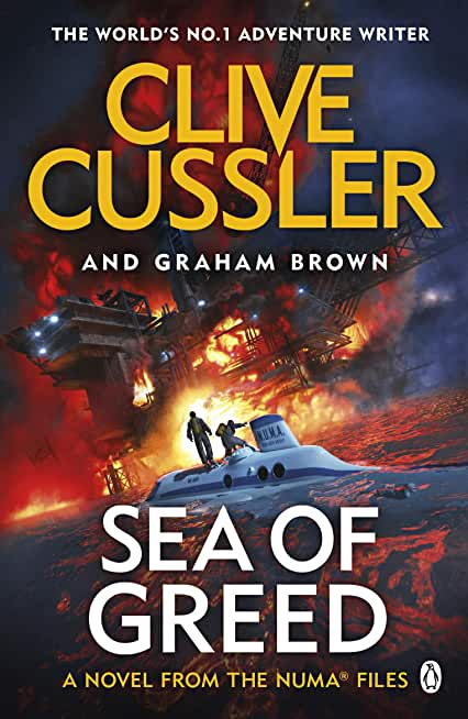 Sea of Greed: NUMA Files #16 (The NUMA Files) (English Edition)