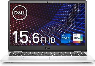 Dell ノートパソコン Inspiron 15 3501 ホワイト Win10/15.6FHD/Core i7-1165G7/8GB/512GB/Webカメラ/無線LAN NI375A-AWLW【Windows 11 無料アップグレード対応】