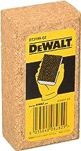 DeWalt de la mano de lijar el corcho 40 x 60 x 100 mm, DT3199-QZ