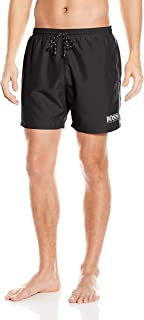 Men's Medium Length Quick Dry Swim Trunks