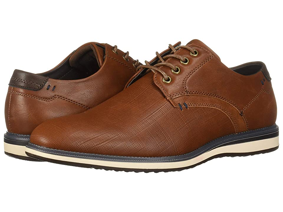 Kenneth Cole Unlisted Gifford Lace-Up (Cognac) Men