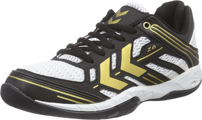 Hummel Unisex Vuxna  65533; [livräddande] 65533; 65533; 65533; Omnicourt Z6 Trophy Multisport Inoor skor  i lager