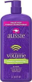 aussie Aussome Volume 洗发水,含泵,33.8 液量盎司
