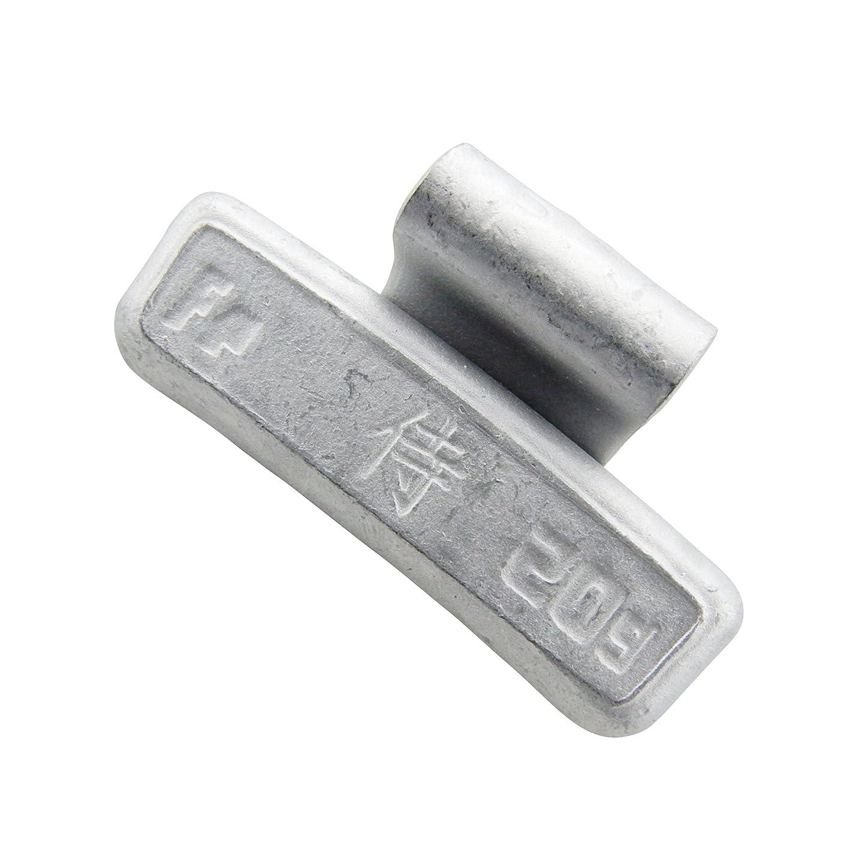 中級件名フィット東豊工業 バランスウエイト 鉄製クリップ式ウェイト スチールホイール用 20g 100個入 JP-M-SRP-020