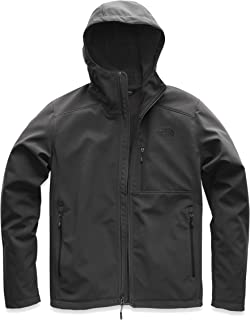 Men's Apex Bionic 2 DWR Softshell Hooded Jacket