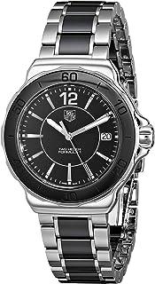 Formula 1 - Reloj (Reloj de pulsera, Femenino, Acero inoxidable, Negro, Acero inoxidable, Acero inoxidable, Negro, Acero inoxidable)