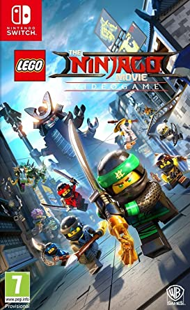 LEGO: Ninjago Movie Game (Nintendo Switch)