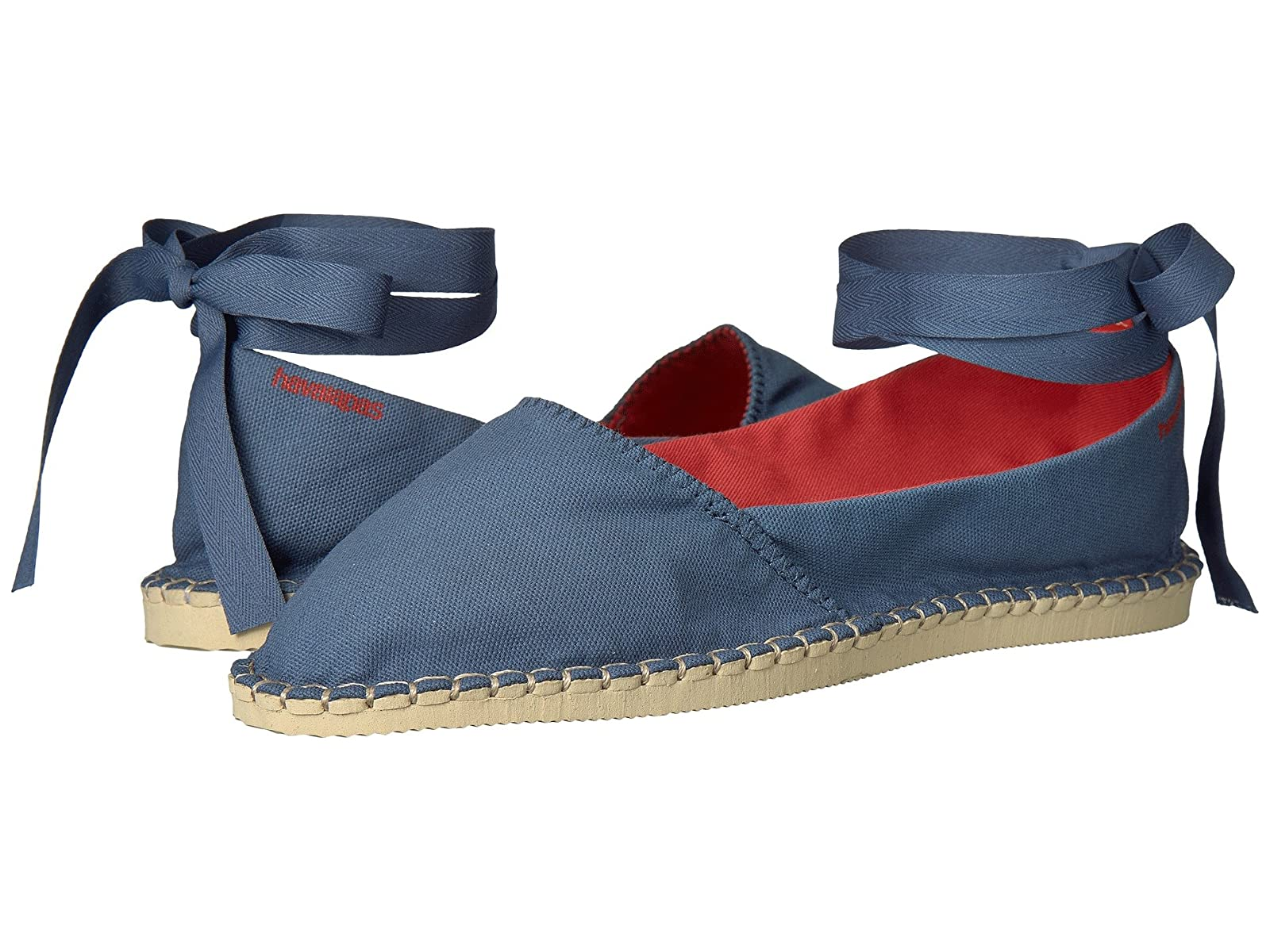 Havaianas Origine Slim EspadrilleAtmospheric grades have affordable shoes