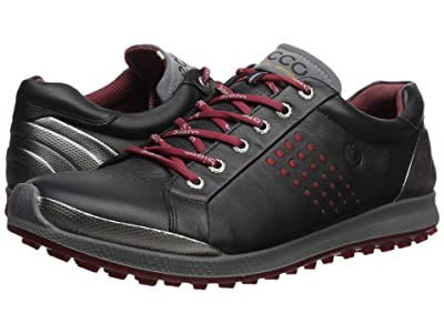 ECCO Golf Biom Hybrid 2 Hydromax(r) (Black/Black) Men