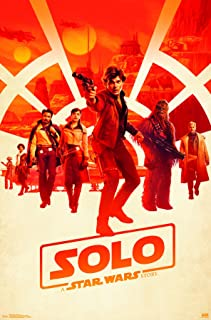 Trends International Star Wars: Solo - One Sheet Wall Poster, 22.375