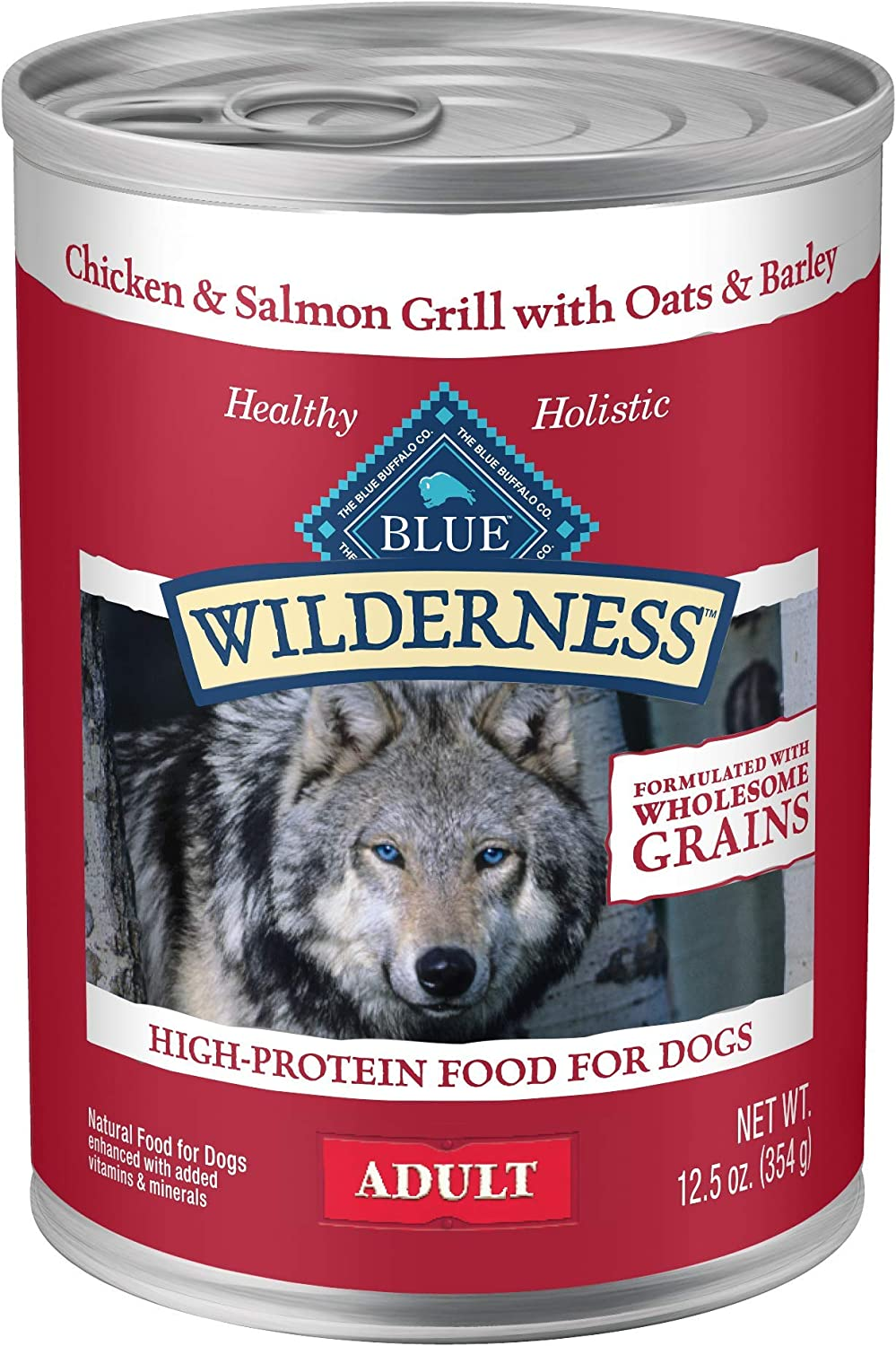 Blue Latest Popular brand in the world item Buffalo Wilderness High Protein Adult Dog Wet Natural Food