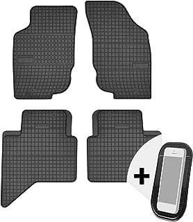 Baujahr 2005-2015 Fußmattenset für Toyota Hilux VII