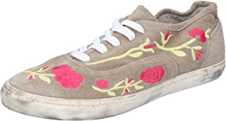 D.A.T.E. (DATE) Trainers Womens Suede Beige