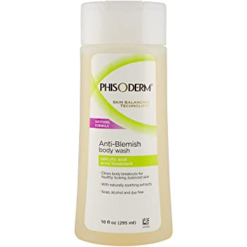 Phisoderm Anti-Blemish Body Wash
