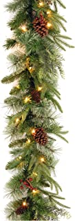 Best realistic lighted garland Reviews