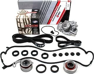 New ITM244WPVC (112 Teeth) Timing Belt Kit, Water Pump (GMB), Valve Cover Gasket Set for F22B1 F23A VTEC