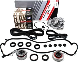 New ITM244WPVC (112 Teeth) Timing Belt Kit, Water Pump (GMB), Valve Cover Gasket Set for F22B1 F23A VTEC