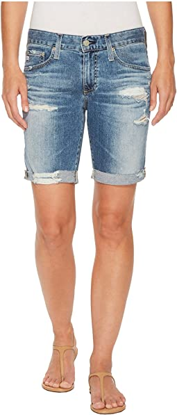 Nikki Shorts in 16 Years Indigo Deluge Destructed