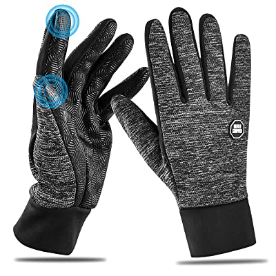 HOOMIL 2018 Newest Winter Touchscreen Gloves fo...