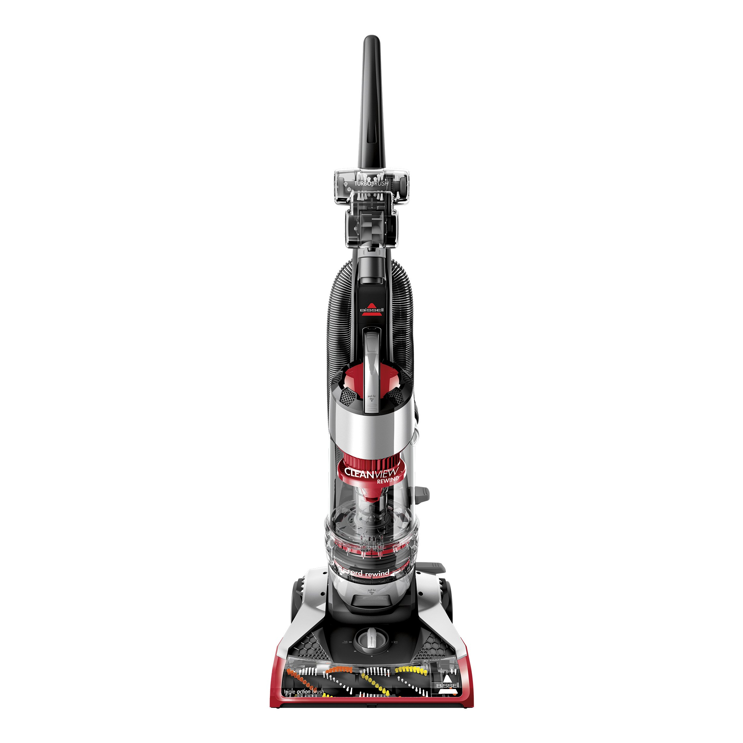 Bissell CleanView Rewind Upright Bagless