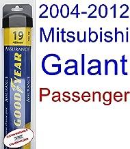 2004-2012 Mitsubishi Galant Wiper Blade (Passenger) (Goodyear Wiper Blades-Assurance) (2005,2006,2007,2008,2009,2010,2011)