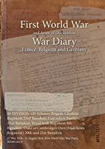 40 DIVISION 121 Infantry Brigade Cheshire Regiment 23rd Battalion, Lancashire Fusiliers 23rd Battalion, Royal Irish Regiment 8th Battalion, Duke of Cambridge's ... (First World War, War Diary, WO95/2615)