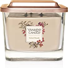 Yankee Candle Company Elevation Collection with Platform Lid Medium 3-Wick Candle 1591085