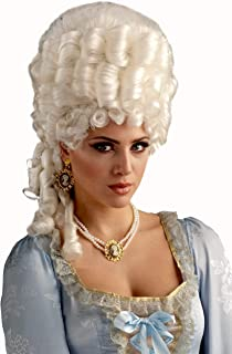 Women's Marie Antoinette Wig Adult Costume Accessory