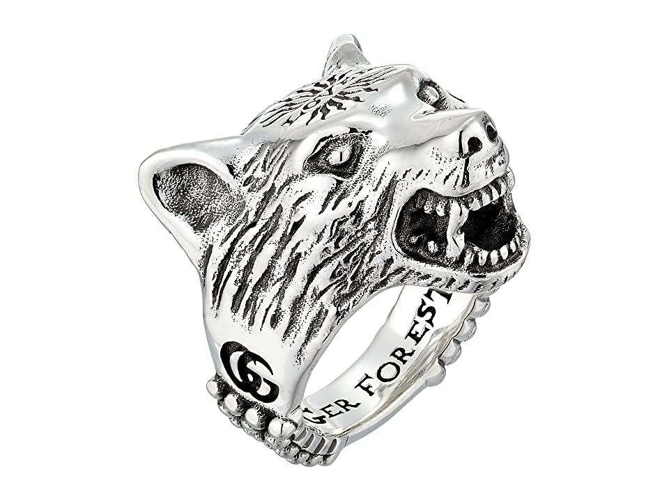 Gucci - Gucci Anger Forest Wolf Ring