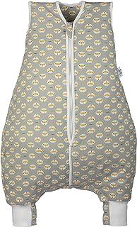 Hosenmax Hosenmax Babyschlafsack mit Beinen – Bio Baumwolle – Ganzjahres Schlafsack Baby – Flinker Fuchs Größe 80 cm – Gratis E-Book