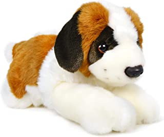 VIAHART Bernadette The Saint Bernard | 15 Inch Stuffed Animal Plush | by Tiger Tale Toys