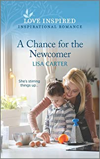 A Chance for the Newcomer (Love Inspired)