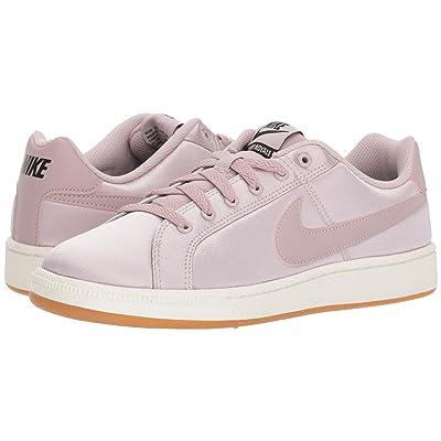 Nike Court Royale Satin (Particle Rose/Particle Rose/Sail) Women