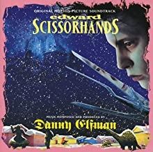 Edward Scissorhands Soundtrack