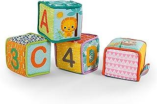 Bright Starts Grab & Stack Blocks™ , Pack of 1