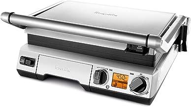 breville vs cuisinart panini press