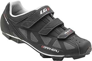Louis Garneau Men's Multi Air Flex Bike Shoes for Commuting, MTB and Indoor Cycling, SPD Cleats Compatible with MTB Pedals