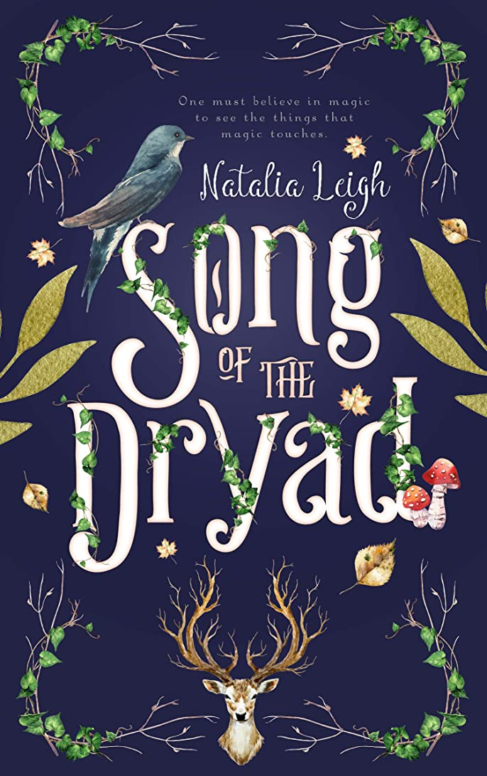 曲盲目お誕生日Song of the Dryad (English Edition)