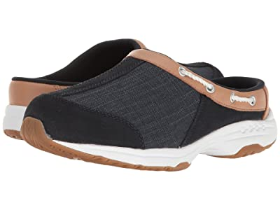 Easy Spirit Travelport (Navy Multi Suede) Women