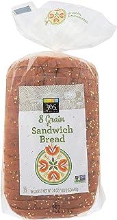 365 Everyday Value, 8 Grain Sandwich Bread, 16 slices