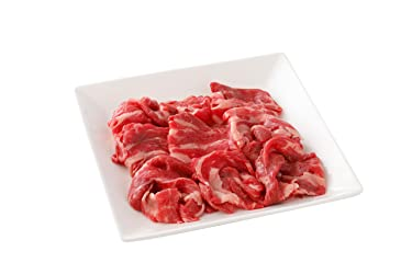 [冷蔵] 国産牛切落し 150g