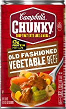 Best Canned Vegetable Beef Soup [2020 Picks]