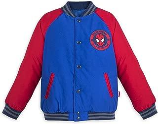 Spider-Man Varsity Jacket for Boys - Multi