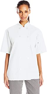 South Beach Chef Coat Short Sleeves