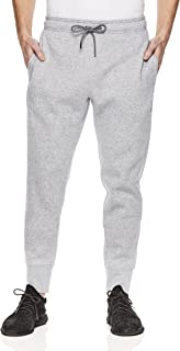 Reebok Men's Jogger Running Pants with Pockets - Athletic Workout Sweatpants