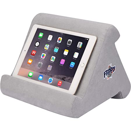 eReaders Blue Mobile Phone Books ZGWJ Pillow Stand Tablet Pillow Holder Soft Pillow Lap Stand for Tablet Magazines
