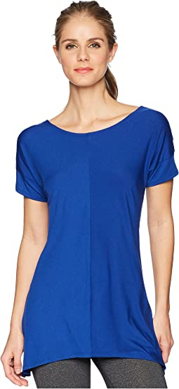 ExOfficio - Wanderlux™ Cross-Back Short Sleeve Top